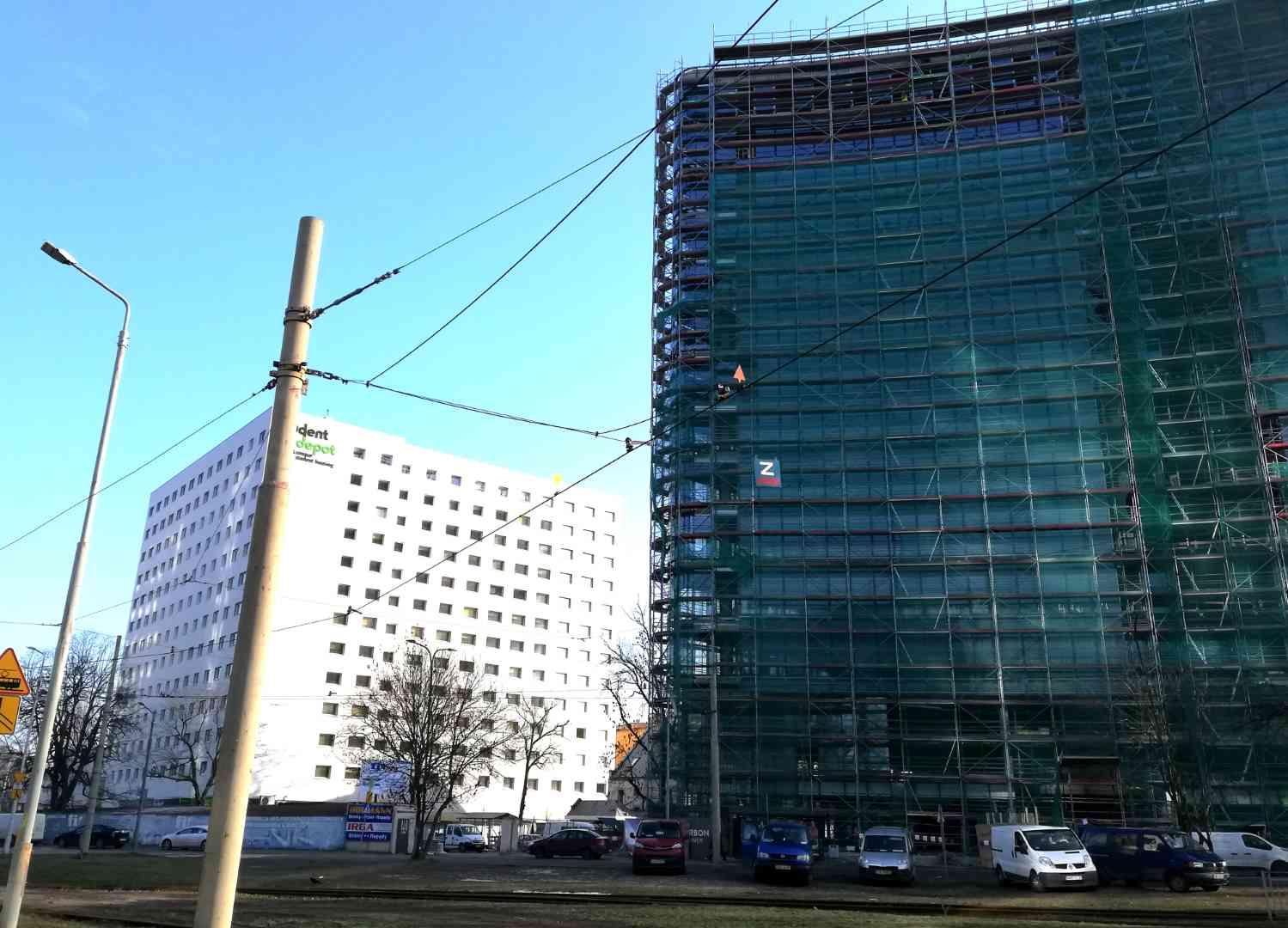 carbon-tower-wrocław